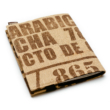 Jegyzetfüzet - Coffee Text